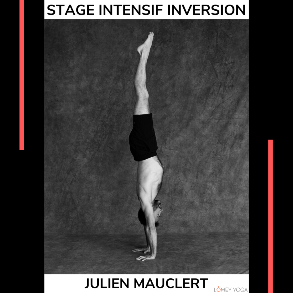 STAGE INTENSIF INVERSION JULIEN MAUCLERT LOMEY